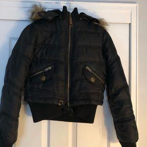 🚨 WINTER SALE Black puffer jacket